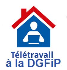 télétravail DGFIP